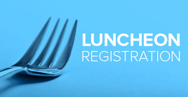Luncheon Registration